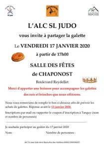 GALETTE 17/01/20